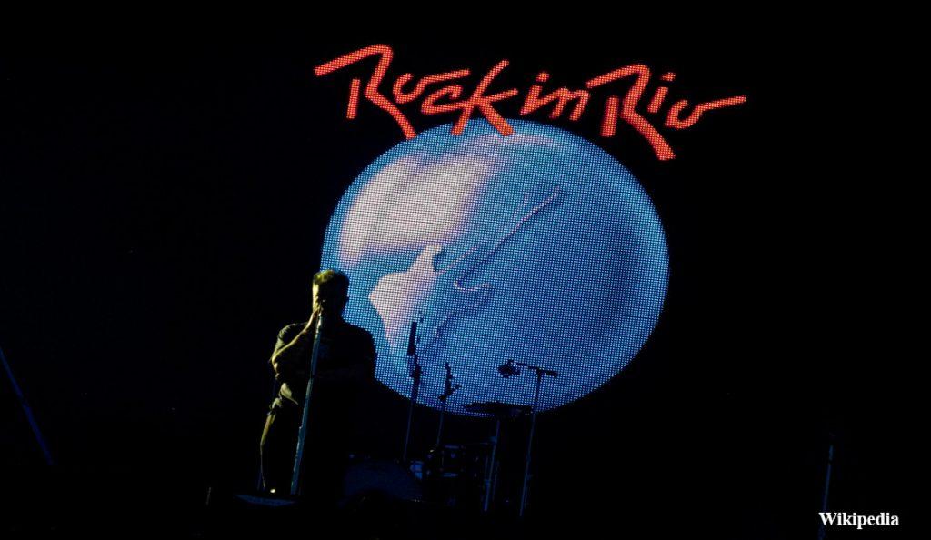 """""""Rock in Rio""""<br>Siječanj – 1985"""