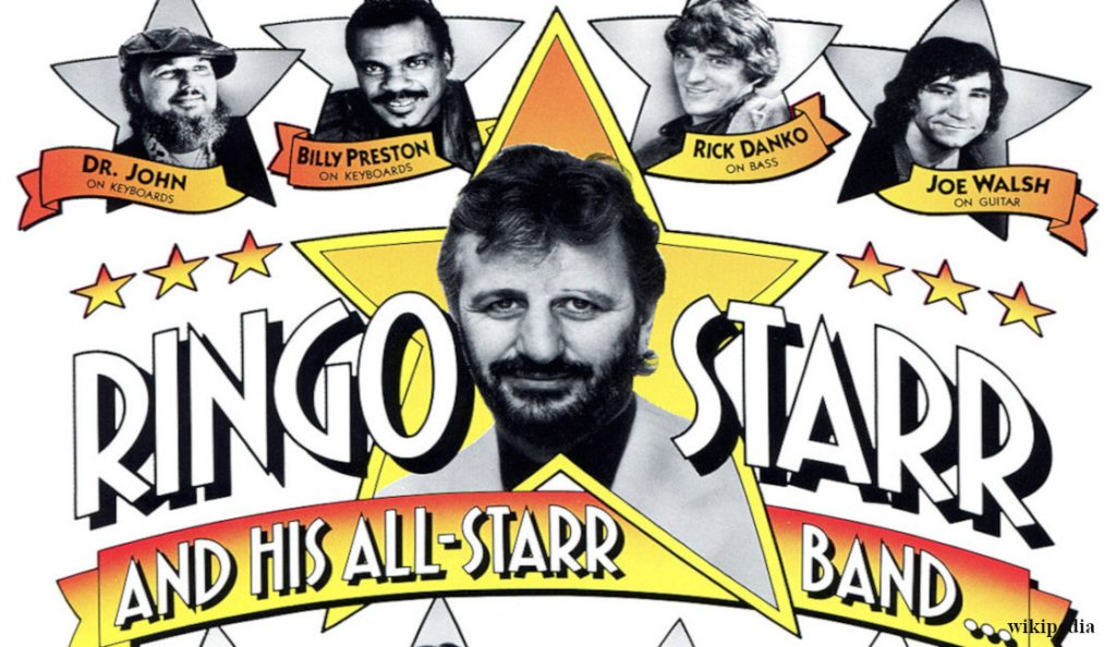 Ringo Starr & His All-Starr Band<br>Siječanj – 1989.