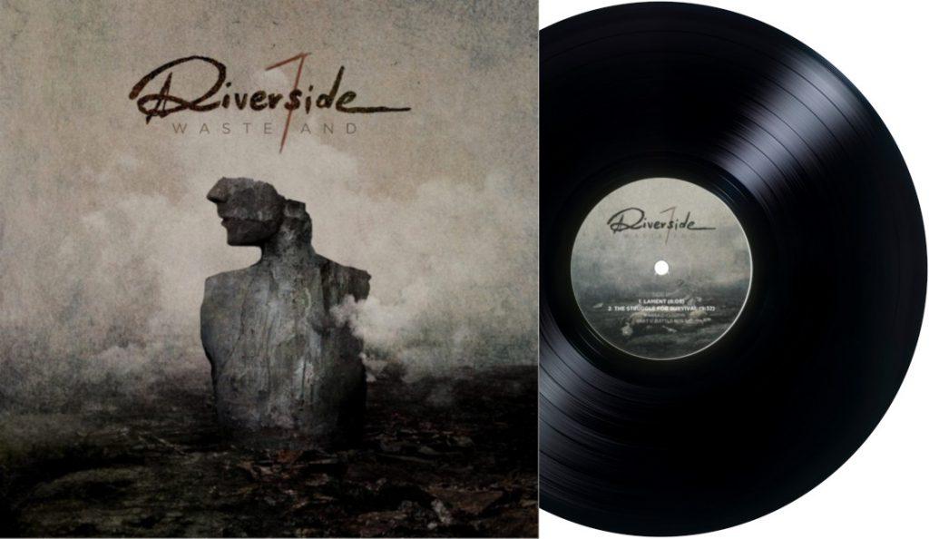 """Riverside – """"Wasteland""""<br>Rujan – 2018."""