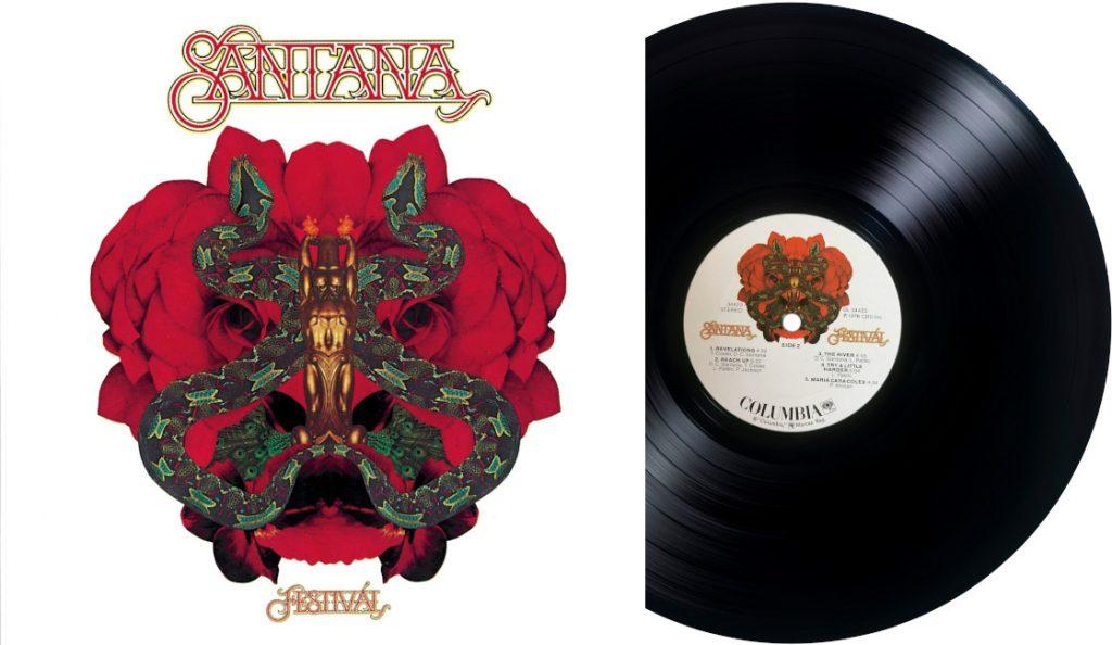 "Santana – ""Festival""<br>Siječanj – 1977."