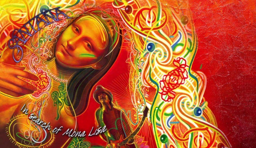 """Santana – """"In Search of Mona Lisa""""<br>Siječanj – 2019."""