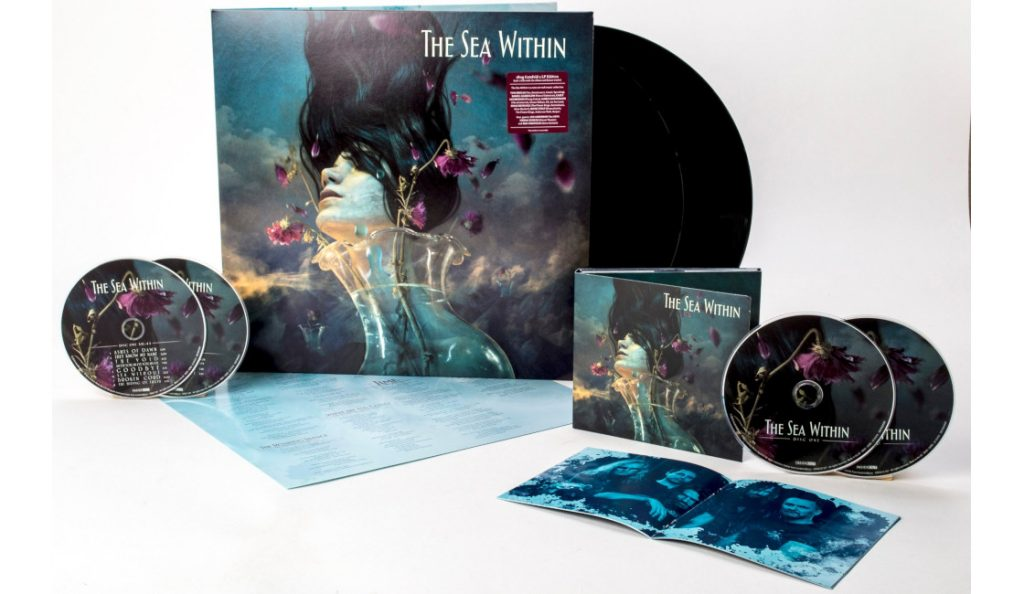 "The Sea Within – ""The Sea Within""<br>Lipanj – 2018."