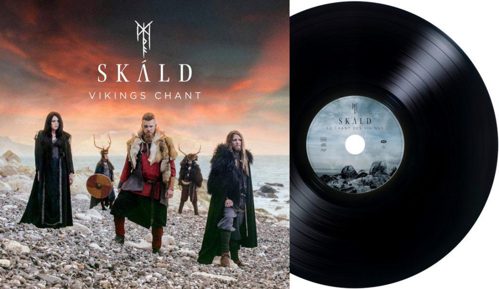 "Skáld – ""Vikings Chant"" (Alfar Fagrahvel Edition)<br>Siječanj – 2019."