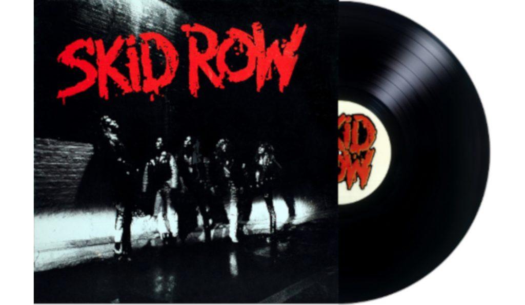 "Skid Row – ""Skid Row""<br>Siječanj – 1989."