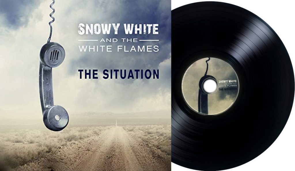 "Snowy White And The White Flames – ""The Situation""<br>Travanj – 2019."