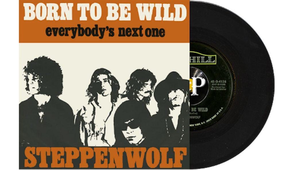 """Steppenwolf – """"Born to be Wild""""<br>Siječanj – 1968."""