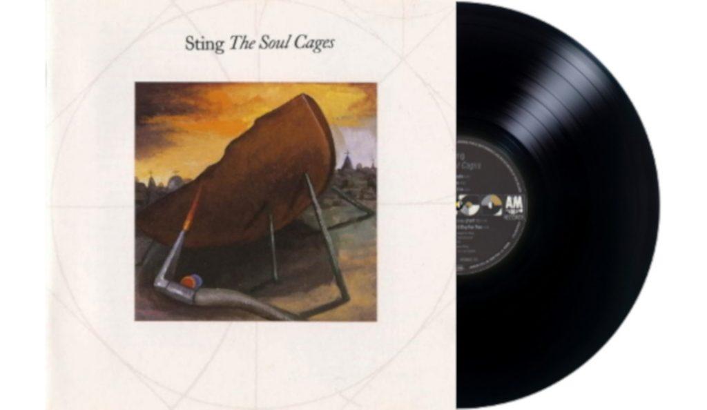 "Sting – ""The Soul Cages""<br>Siječanj – 1991."