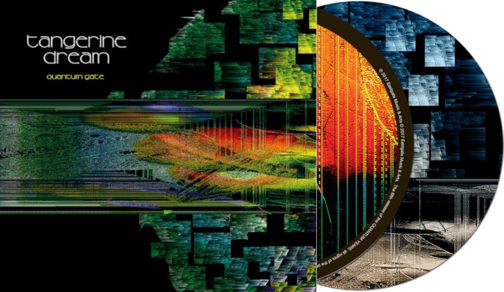 "Tangerine Dream – ""Quantum Gate Quantum Key""<br>Rujan – 2017."