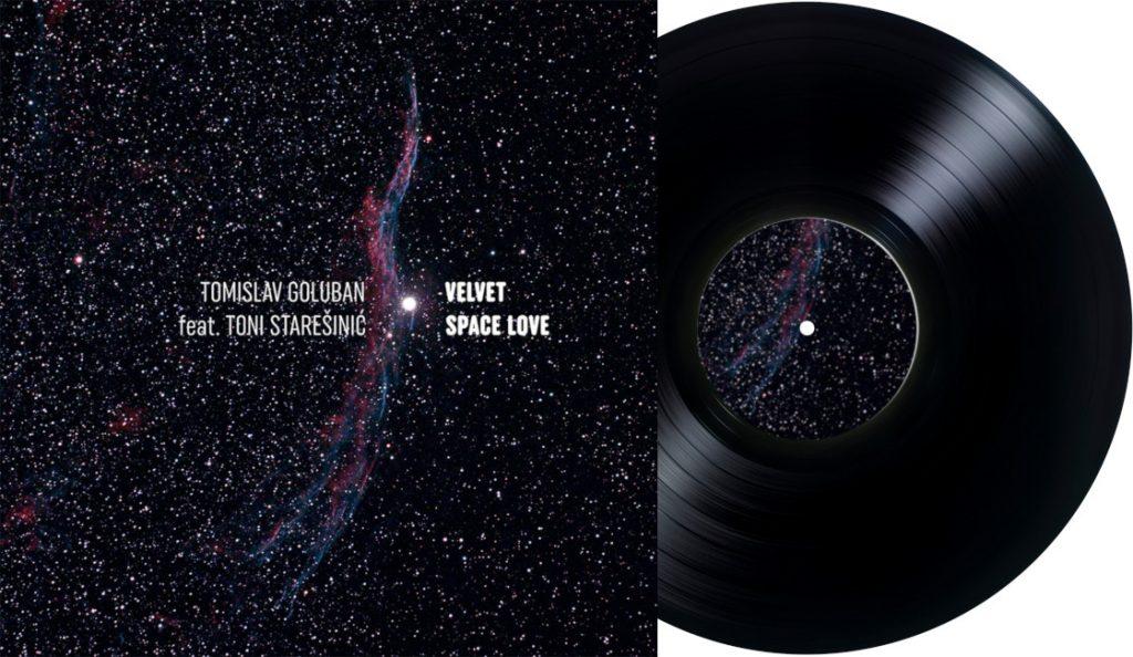 "Tomislav Goluban feat. Toni Starešinić – ""Velvet Space Love""<br>Svibanj – 2018."