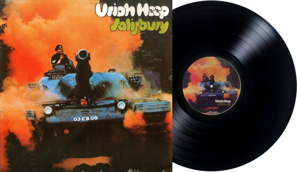 "Uriah Heep – ""Salisbury""<br>Siječanj – 1971."