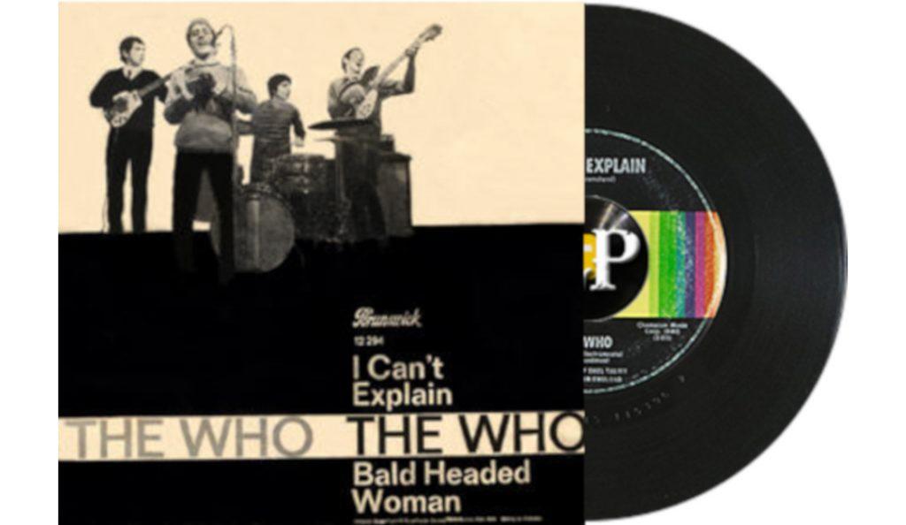 """The Who – """"I Can`t Explain""""<br>Siječanj – 1965."""