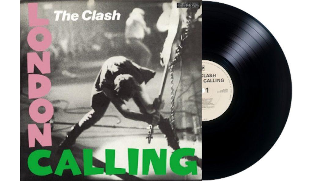 "The Clash – ""London Calling""<br>Siječanj – 1980."