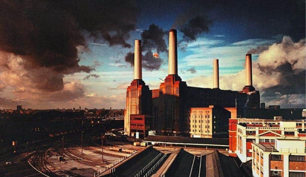 "Pink Floyd – ""Animals""<br>Siječanj – 1977."