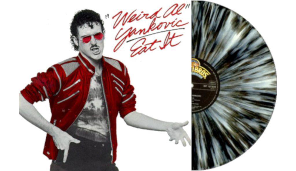 "Weird Al Yankovic – ""Eat it""<br>Veljača – 1984."