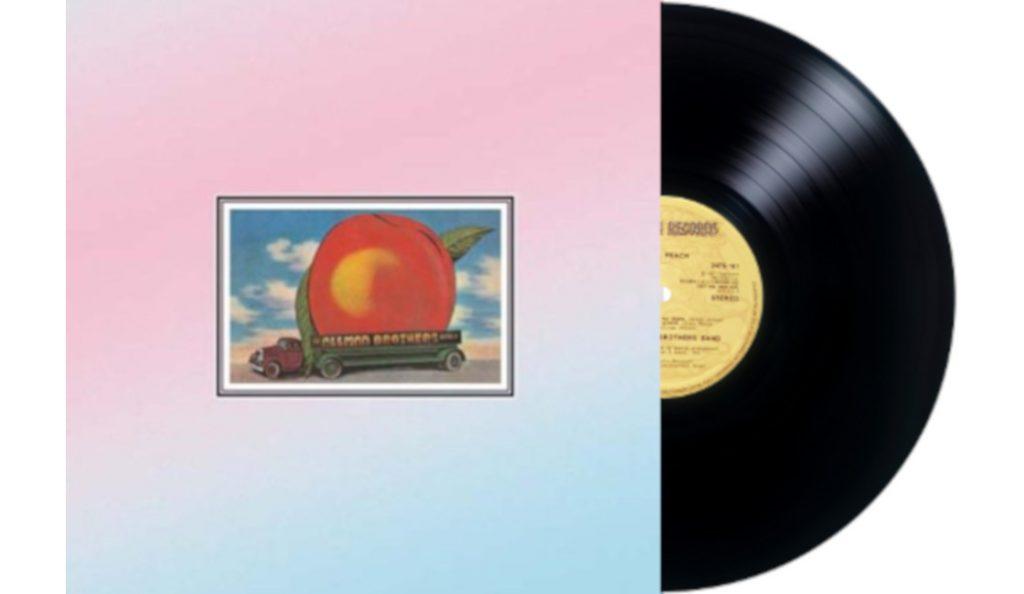"The Allman Brothers Band – ""Eat a Peach""<br>Veljača – 1972."