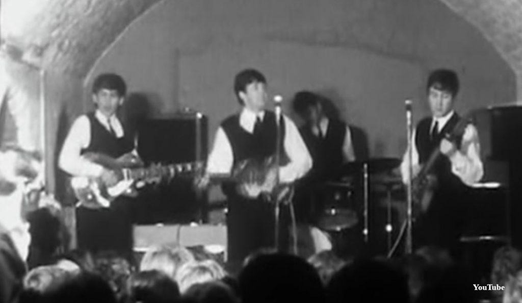 The Beatles & Cavern Club<br>Veljača – 1961.