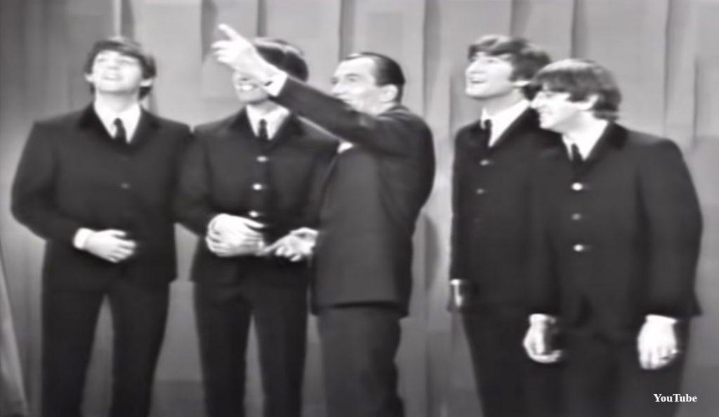 "The Beatles & ""The Ed Sullivan Show""!<br>Veljača – 1964."