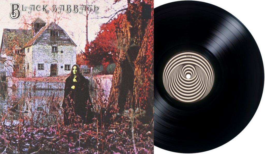 "Black Sabbath – ""Black Sabbath""<br>Veljača – 1970."
