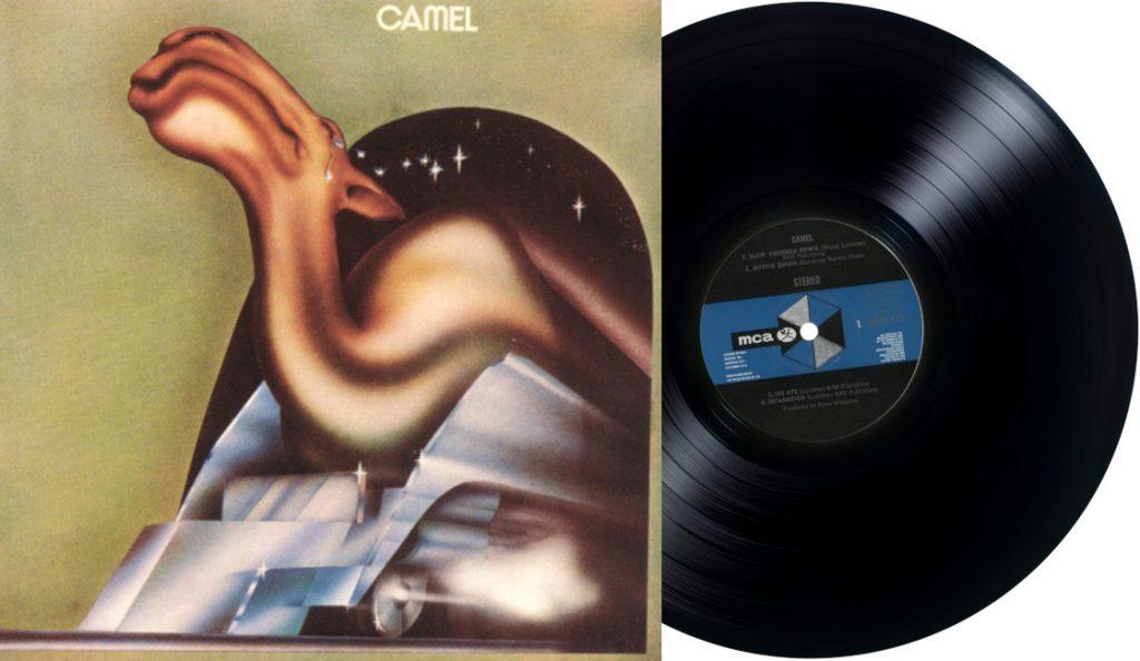 "Camel – ""Camel""<br>Veljača – 1973."