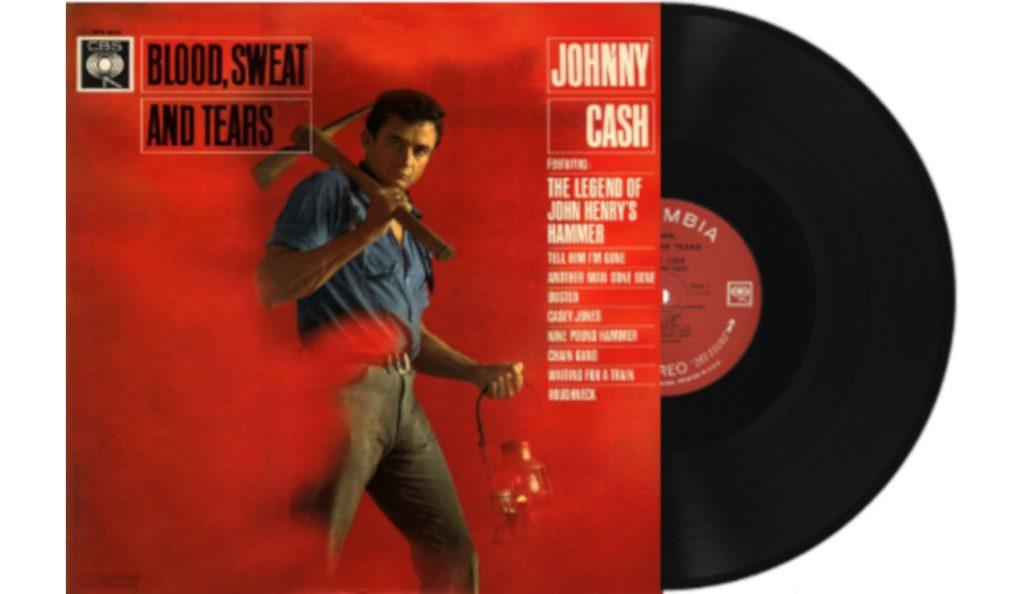 """Johnny Cash – """"Blood, Sweat and Tears""""<br>Siječanj – 1963."""