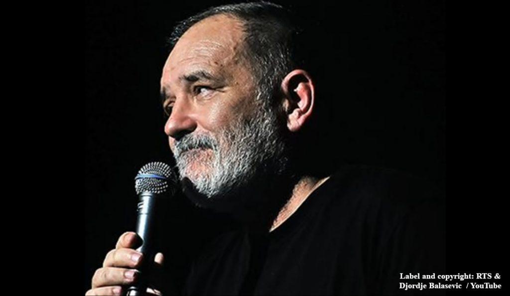 Đorđe Balašević – R.I.P.!<br>Veljača – 2021.