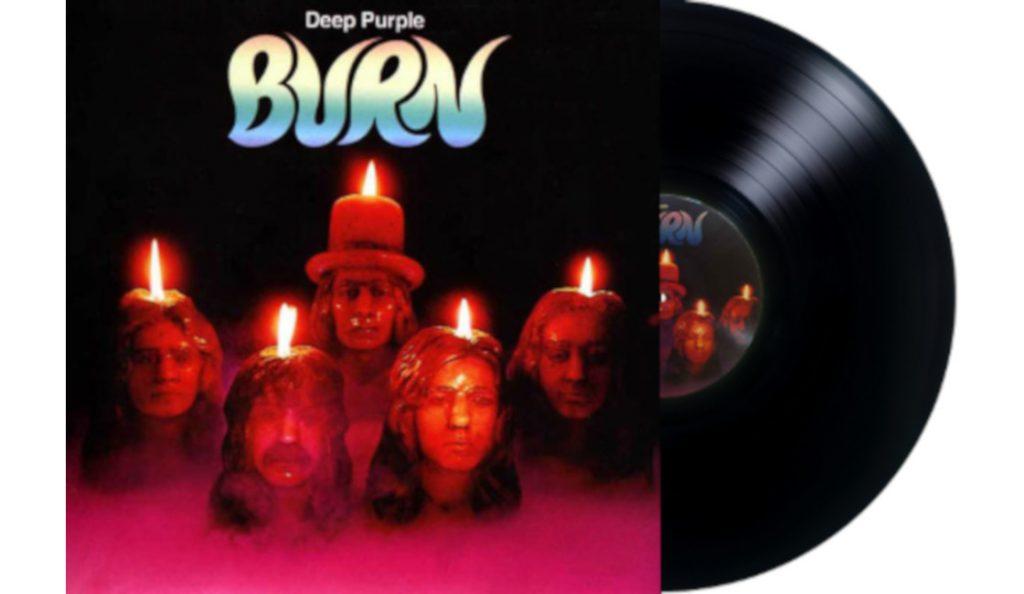 "Deep Purple – ""Burn""<br>Veljača – 1974."