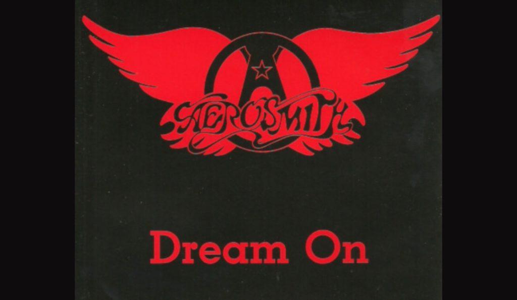 """Aerosmith – """"Dream On""""<br>Lipanj – 1973."""