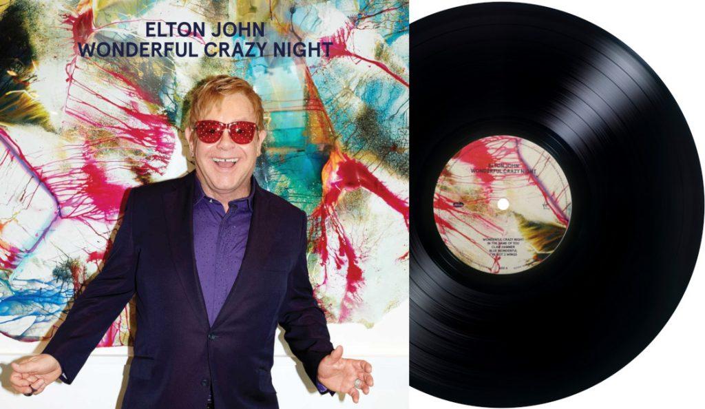 "Elton John – ""Wonderful Crazy Night""<br>Veljača – 2016."