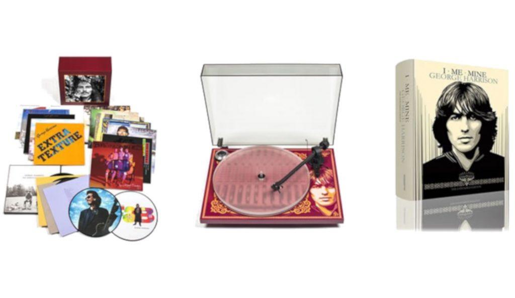 "George Harrison – ""The Vinyl Collection"" / ""I Me Mine""!<br>Veljača – 2017."