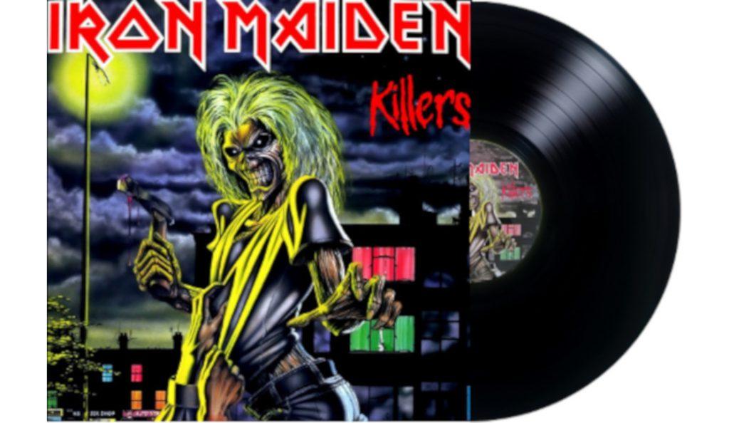 """Iron Maiden – """"Killers""""<br>Veljača – 1981."""