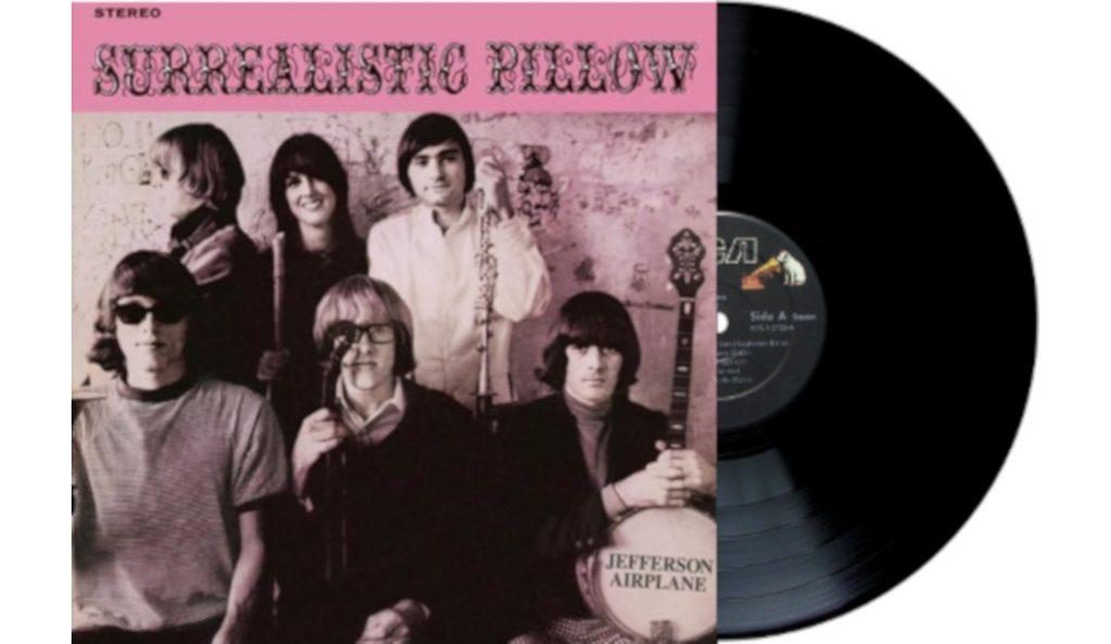 "Jefferson Airplane – ""Surrealistic Pillow""<br>Veljača – 1967."