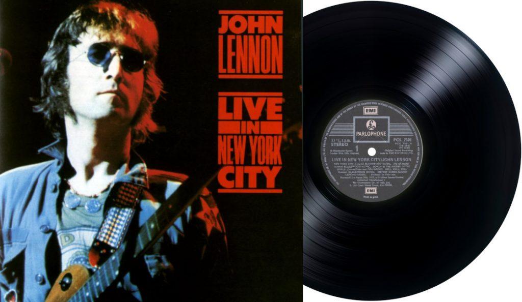 """John Lennon – """"Live in New York City""""<br>Veljača – 1986."""