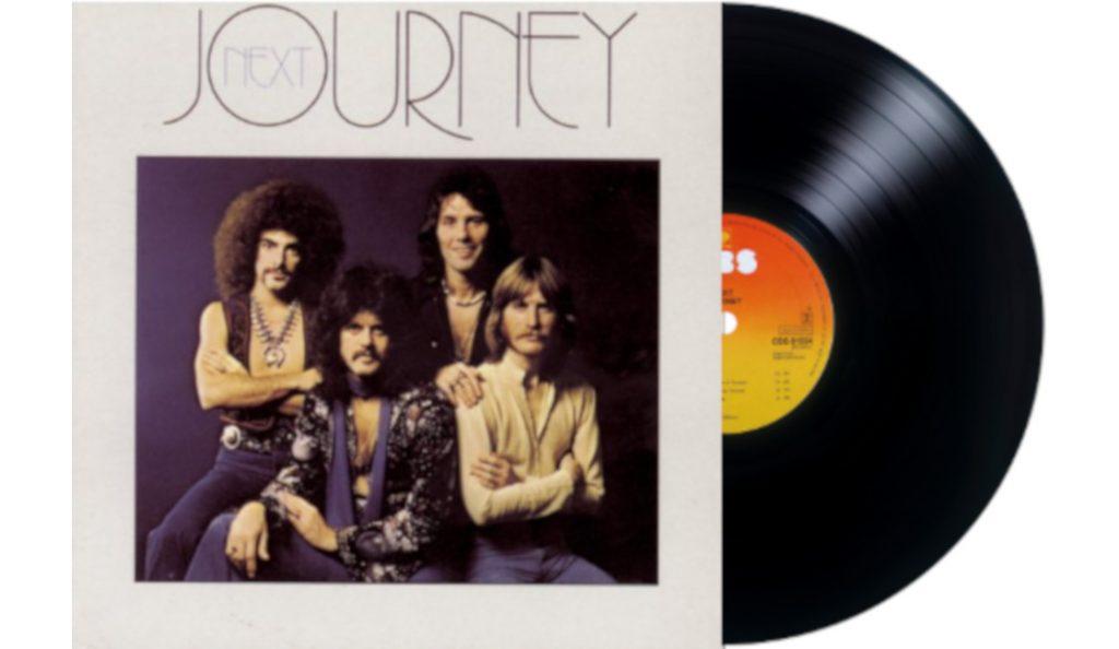 """Journey – """"Next""""<br>Siječanj – 1977."""