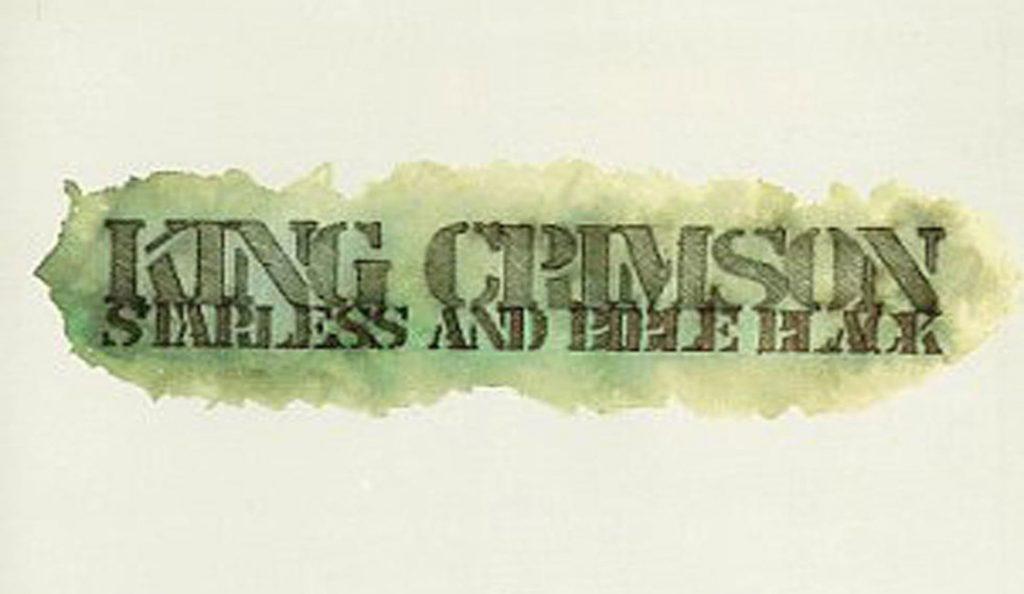 "King Crimson – ""Starless and Bible Black""<br>Ožujak – 1974."