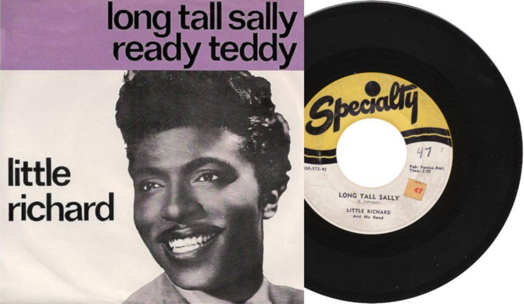 """Little Richard – """"Long Tall Sally""""<br>Ožujak – 1956."""