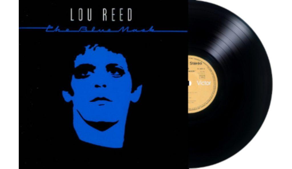 "Lou Reed – ""The Blue Mask""<br>Veljača – 1982."