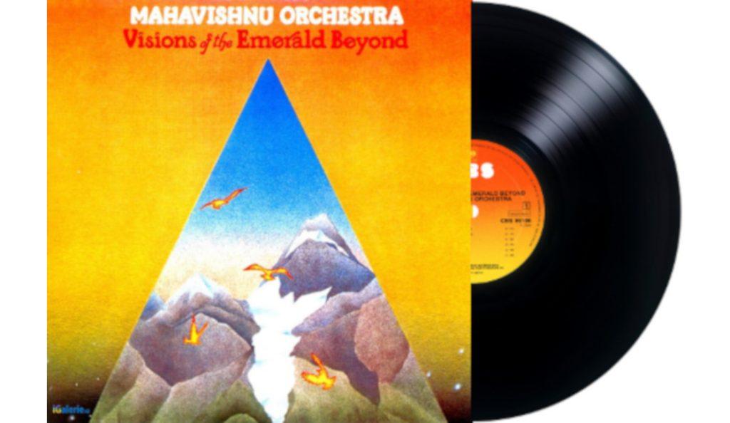 "Mahavishnu Orchestra – ""Visions of Emerald Beyond""<br>Veljača – 1975."