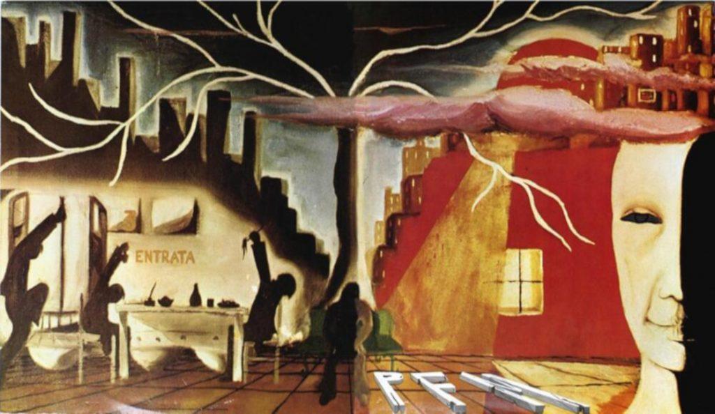"""Premiata Forneria Marconi – """"Storia di un Minuto""""<br>Siječanj – 1972."""