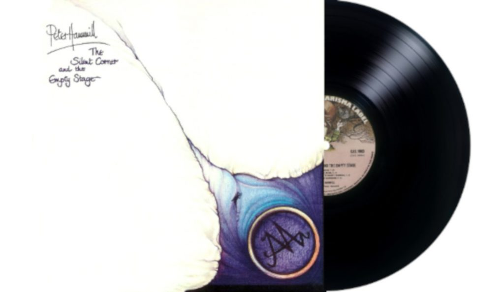 """Peter Hammill – """"The Silent Corner and the Empty Stage""""<br>Veljača – 1974."""