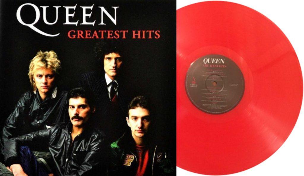 """Queen – """"Greatest Hits"""" – 6 M kopija!<br>Veljača – 2014."""