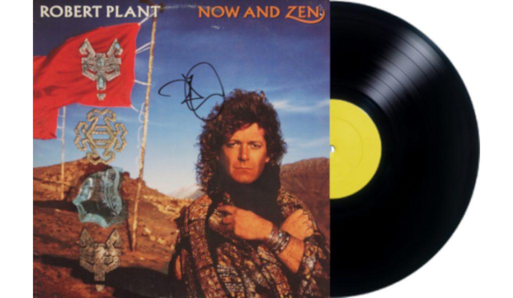 """Robert Plant – """"Now and Zen""""<br>Veljača – 1988."""
