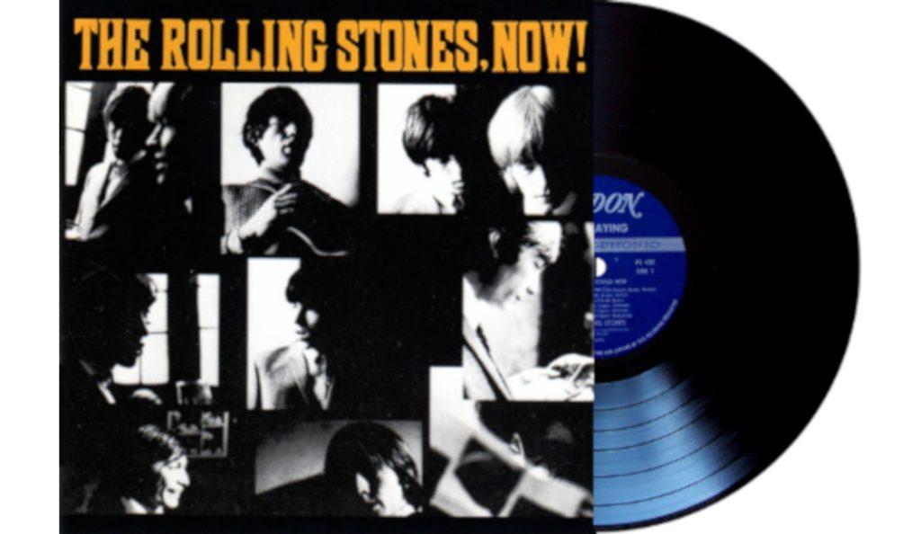 "Rolling Stones – ""Rolling Stones, Now!""<br>Veljača – 1965."