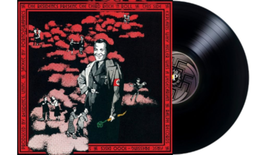 """The Residents – """"The Third Reich 'n Roll""""<br>Veljača – 1976."""