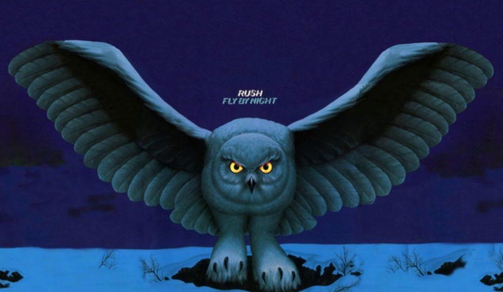 "Rush – ""Fly by Night""<br>Veljača – 1975."