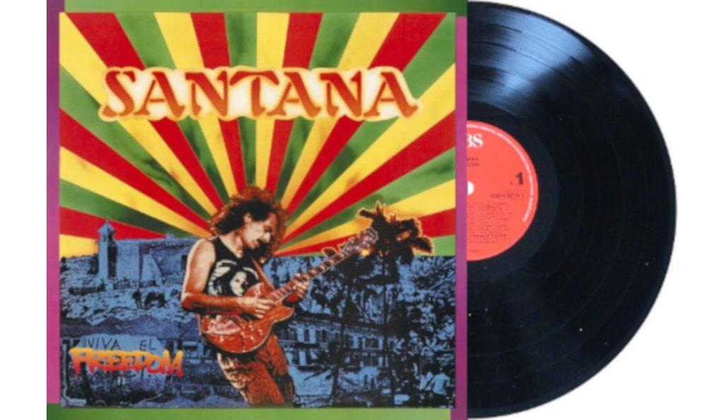 """Santana – """"Freedom""""<br>Veljača – 1987."""