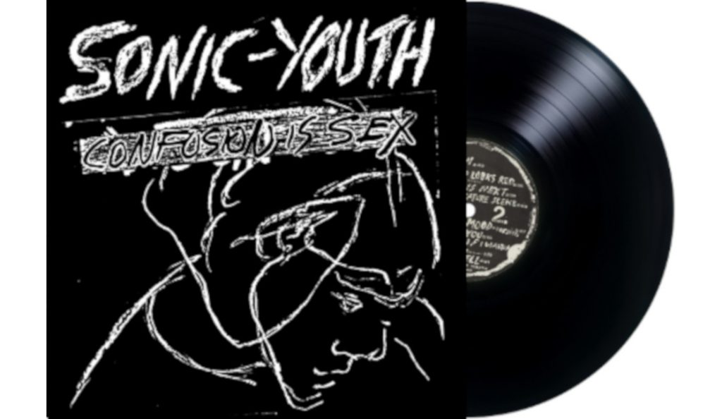 """Sonic Youth  –  """"Confusion Is Sex""""<br>Veljača – 1983."""