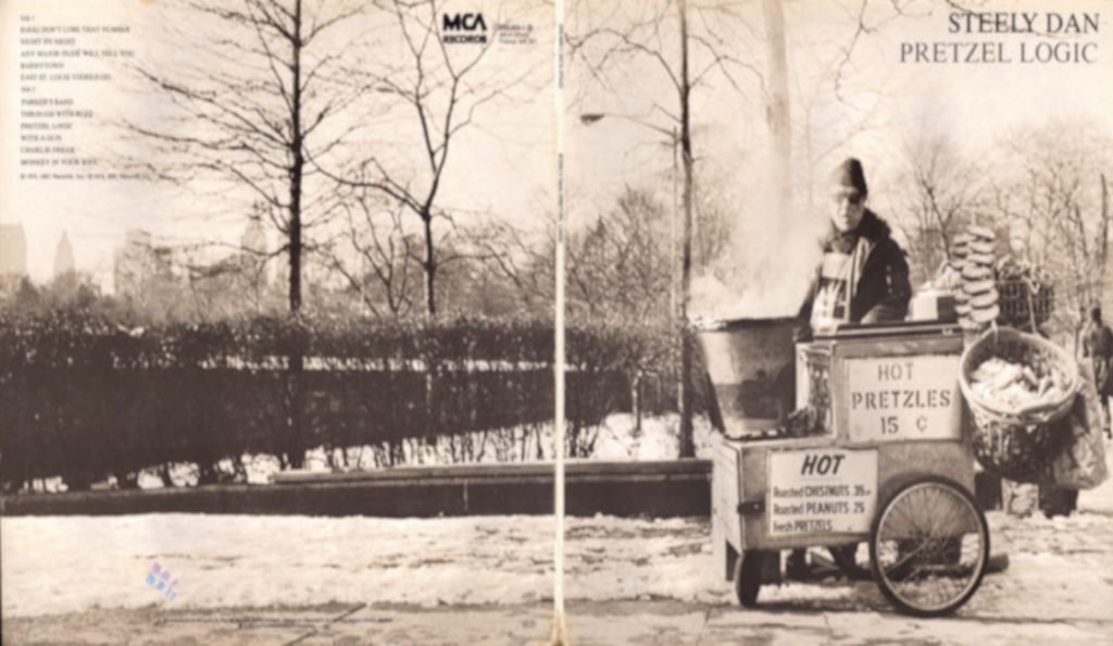 """Steely Dan – """"Pretzel Logic""""<br>Veljača – 1974."""