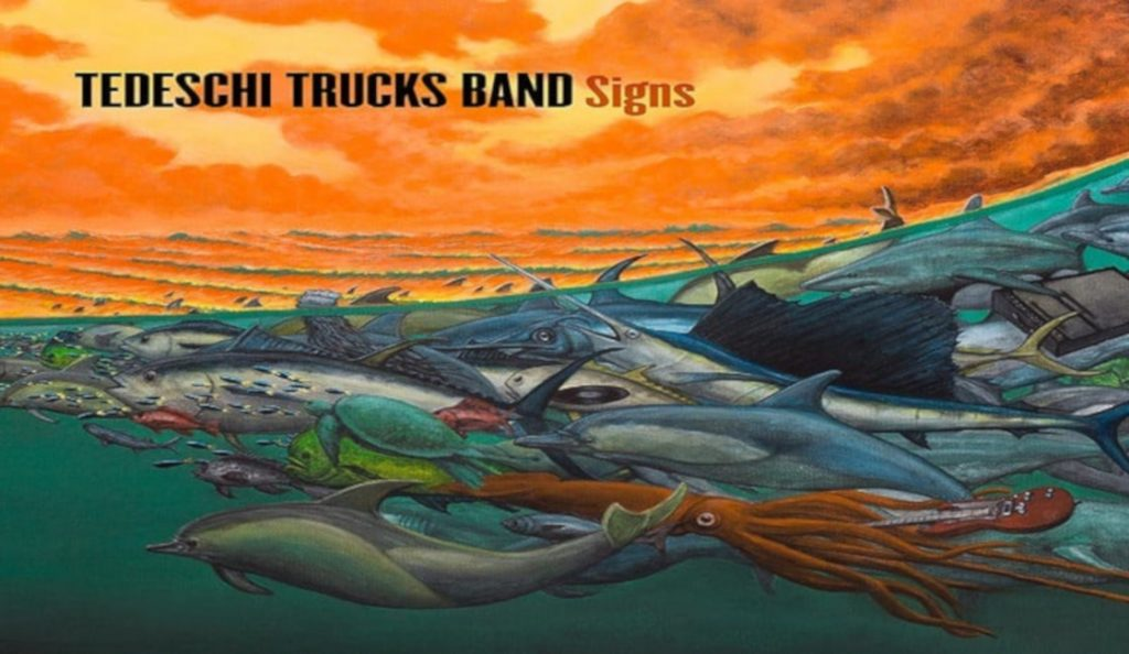 "Tedeschi Trucks Band – ""Signs""<br>Veljača – 2019."