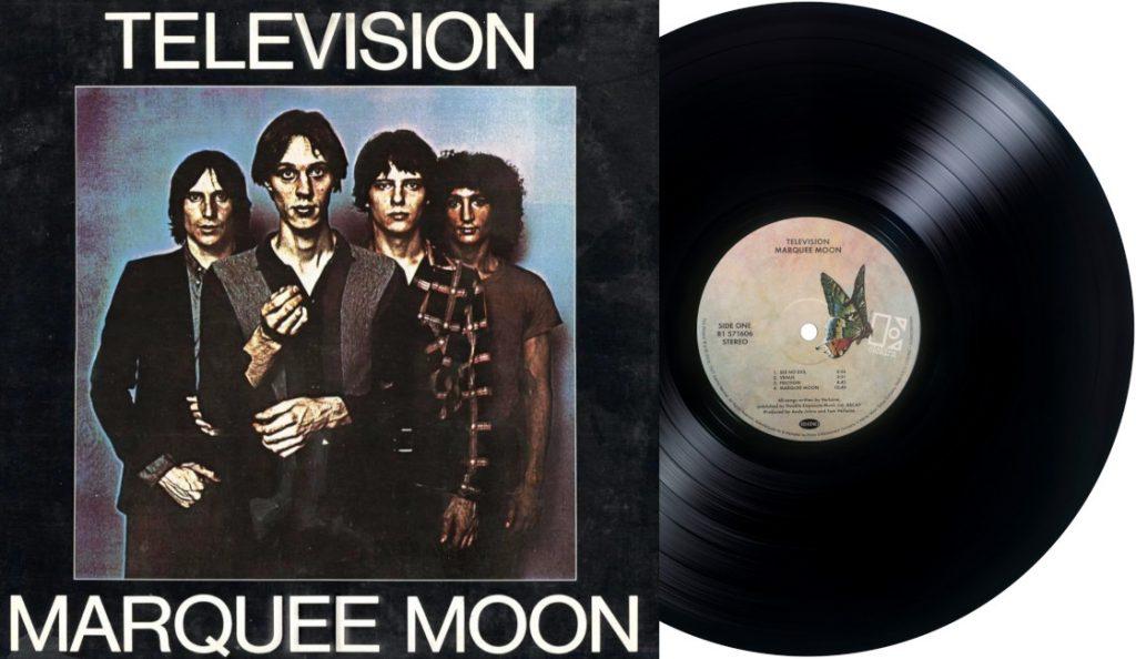 "Television – ""Marquee Moon""<br>Veljača – 1977."