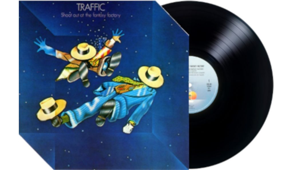"""Traffic – """"Shoot Out at the Fantasy Factory""""<br>Veljača – 1973."""